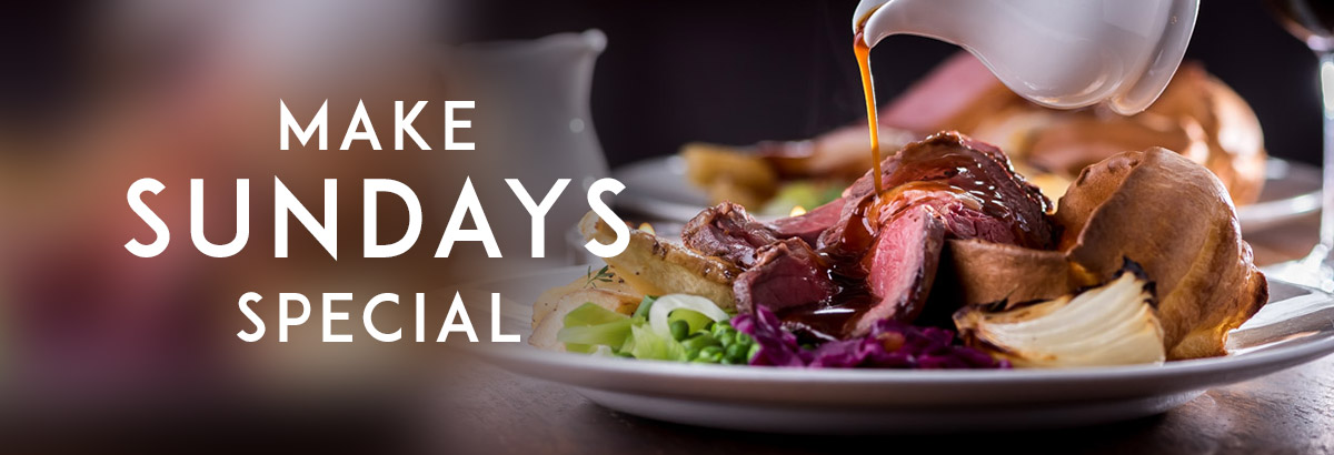 Special Sundays at The Salisbury Arms