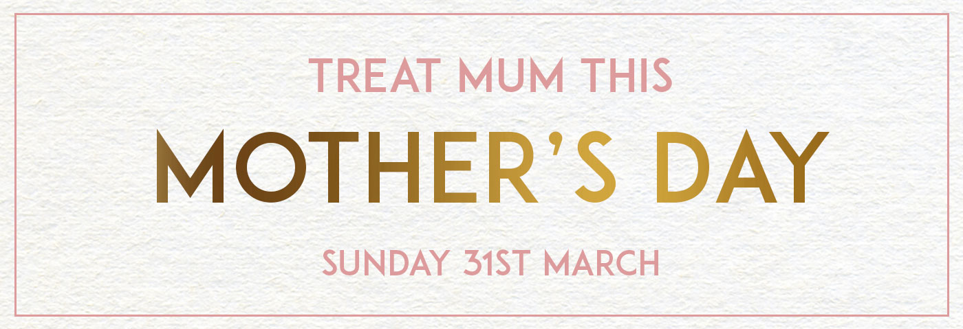 Mother's Day at The Salisbury Arms